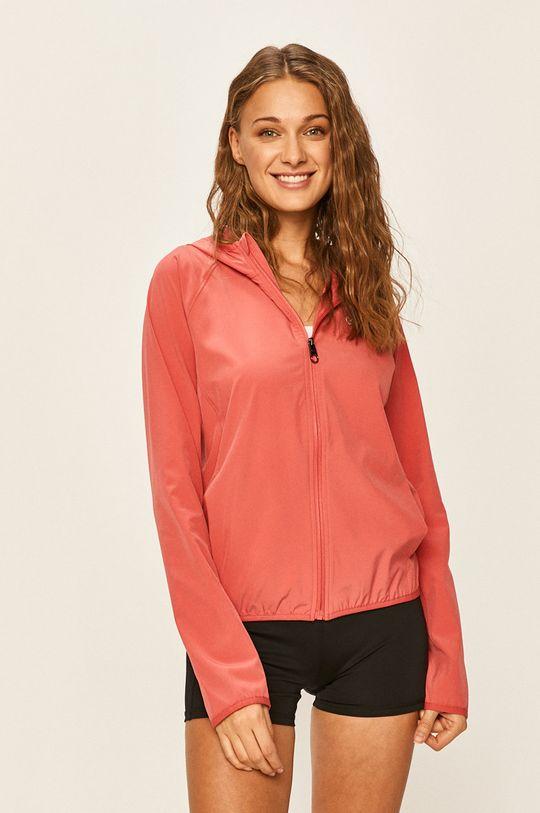 roz ascutit Calvin Klein Performance - Geaca De femei