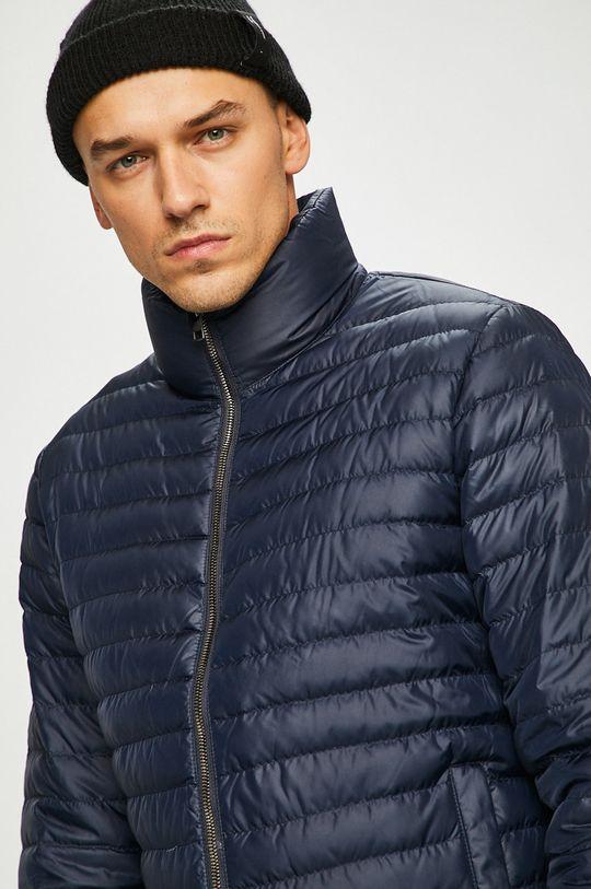 námořnická modř Calvin Klein Jeans - Péřová bunda