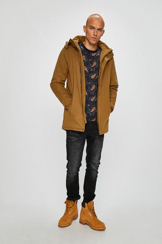 Only & Sons - Куртка золотисто-коричневий