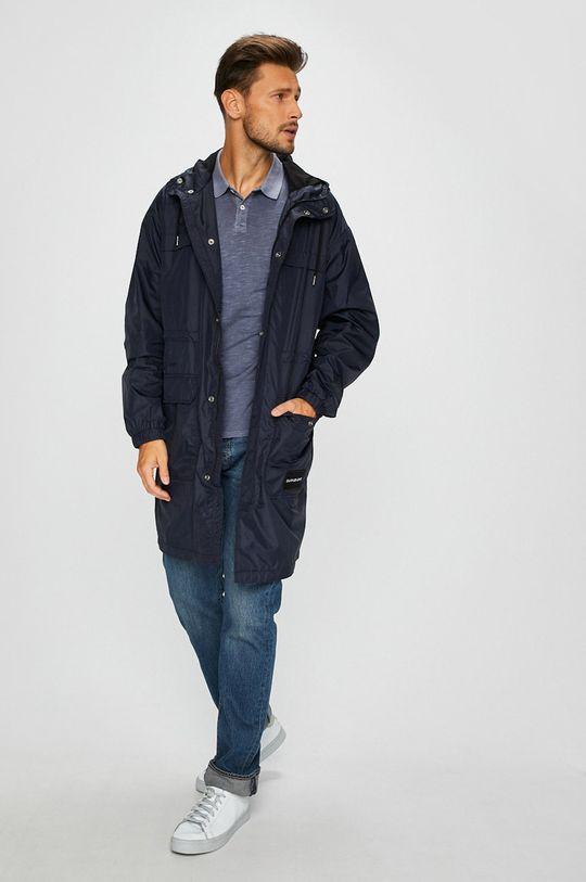 Calvin Klein Jeans - Kabát námořnická modř