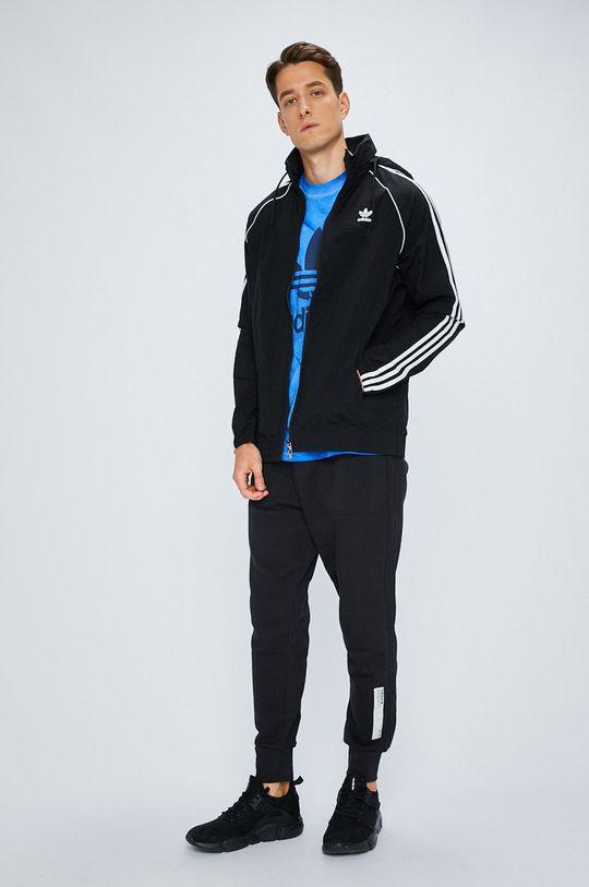 adidas Originals - Rövid kabát fekete