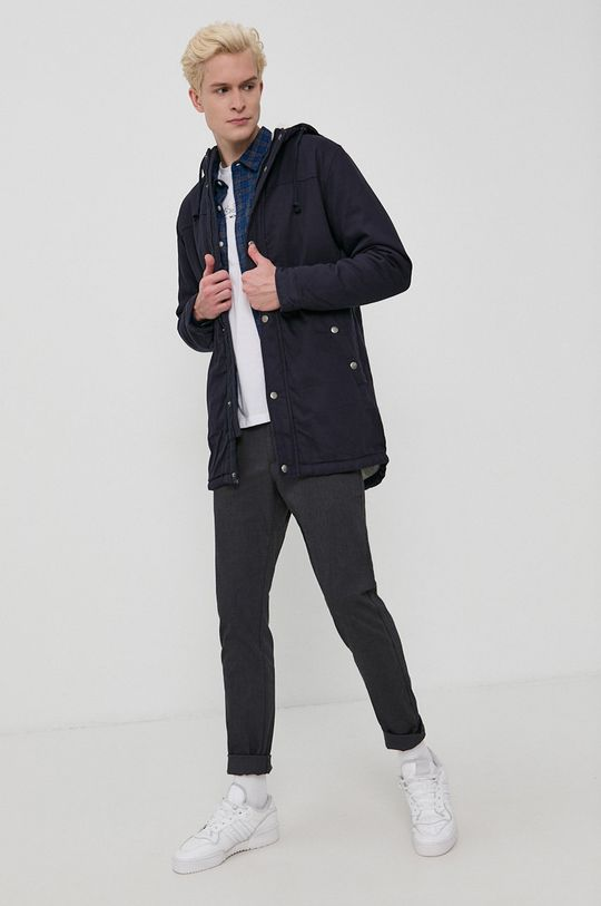 Only & Sons - Parka granatowy