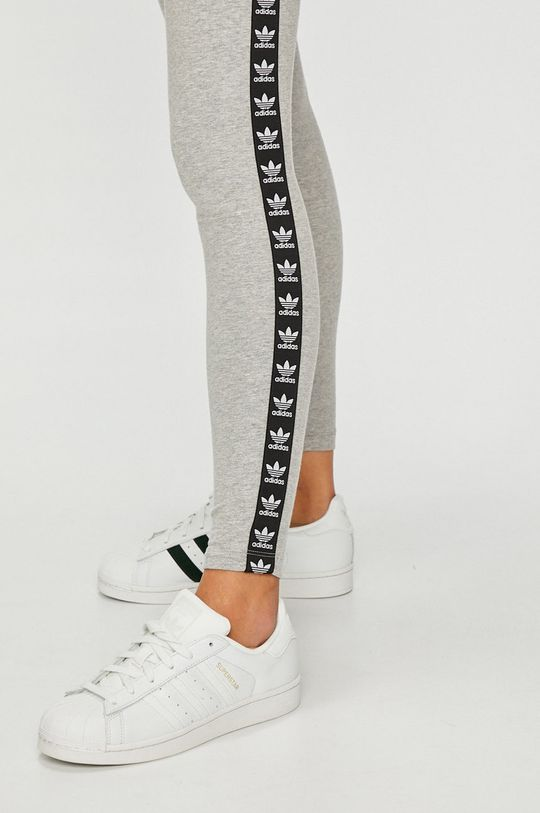 сив adidas Originals - Клин