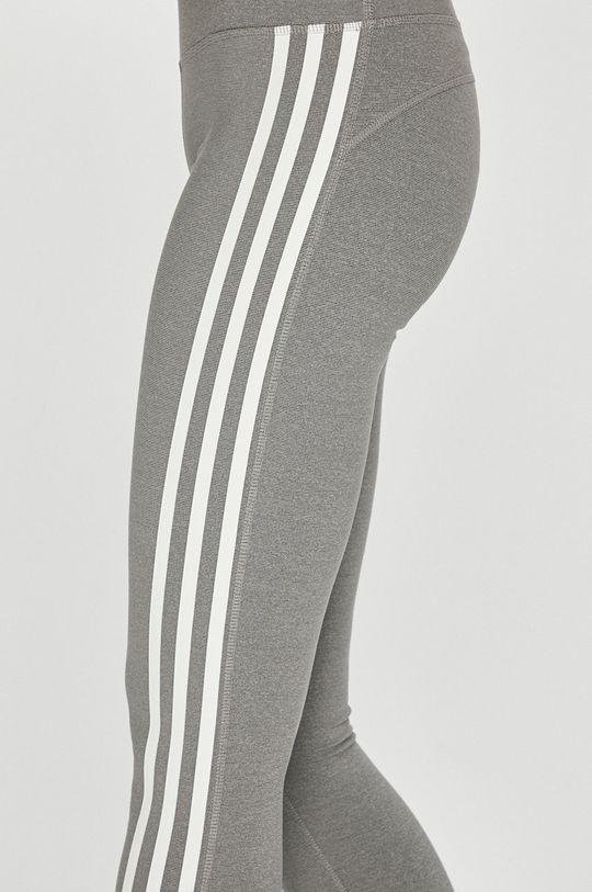 sivá adidas Performance - Legíny