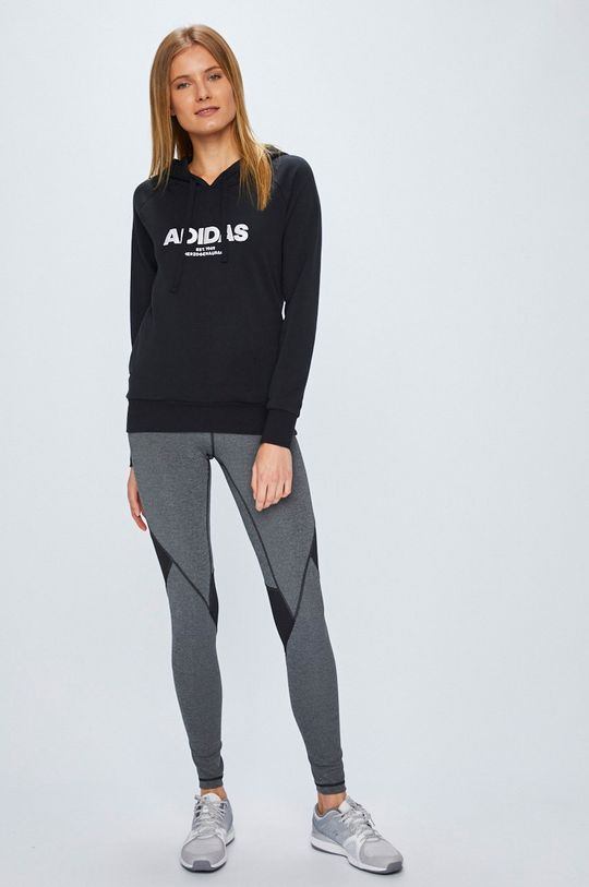 adidas Performance - Legging szürke