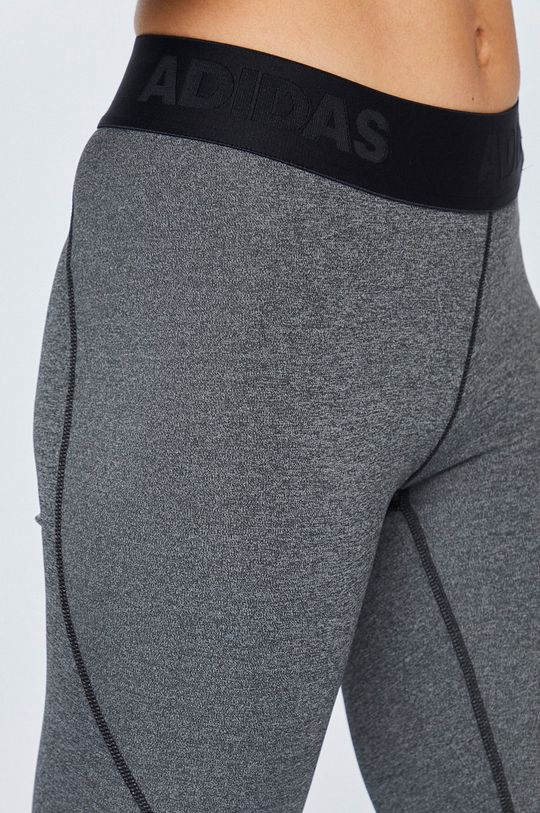 szürke adidas Performance - Legging