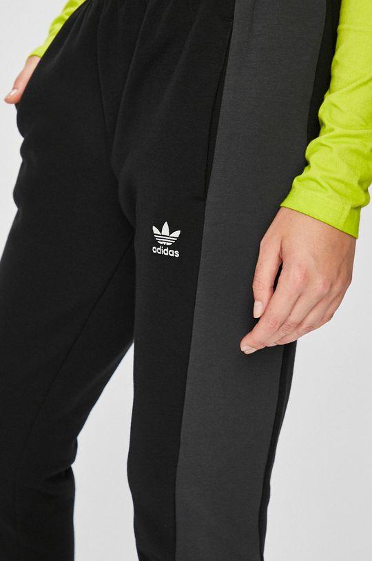 черен adidas Originals - Панталони