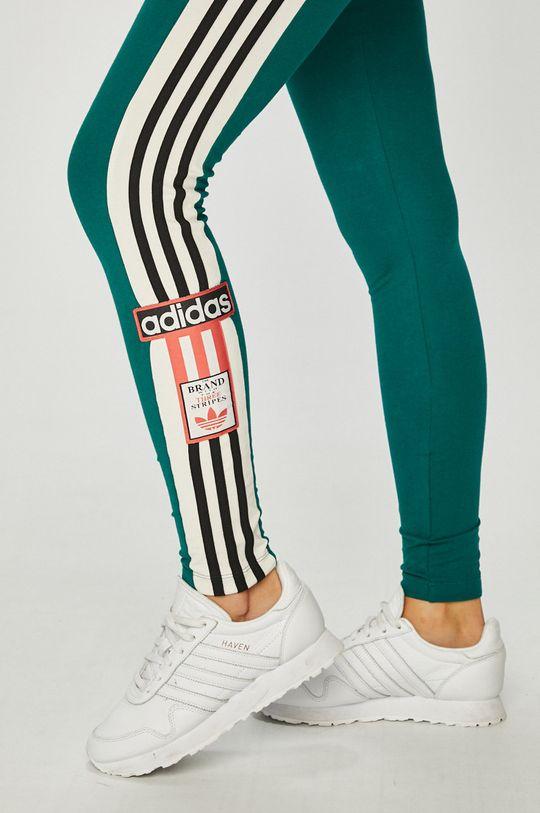зелено-син adidas Originals - Клин