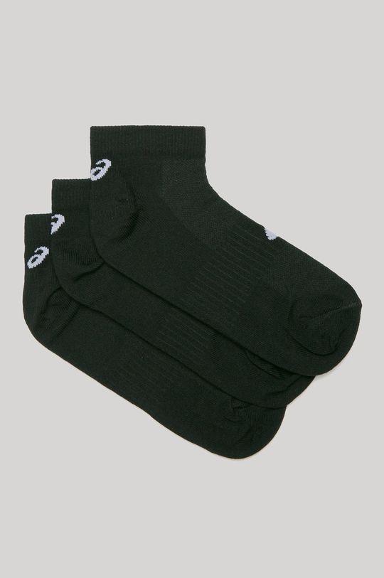 čierna Asics Tiger - Ponožky (3-pak) Dámsky