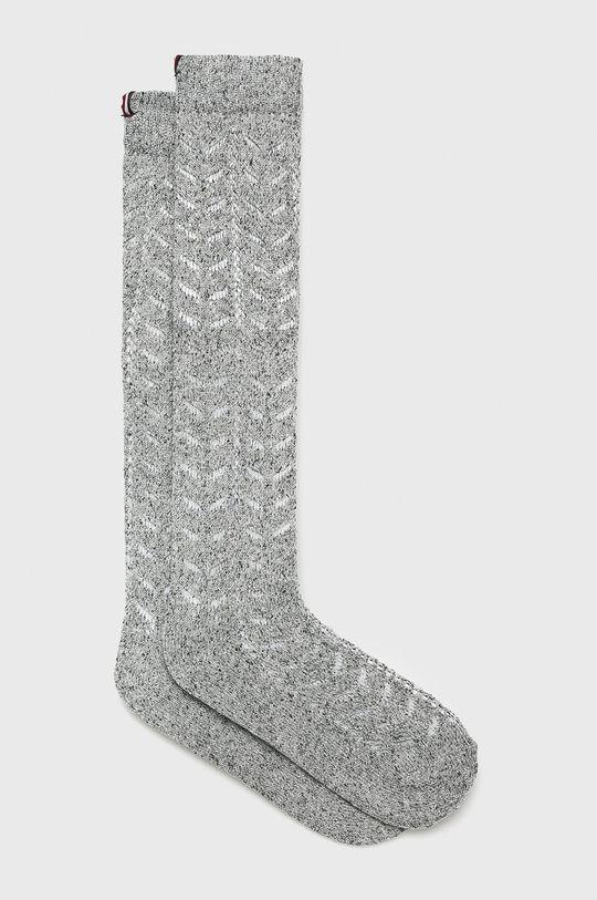 sivá Tommy Hilfiger - Ponožky Dámsky