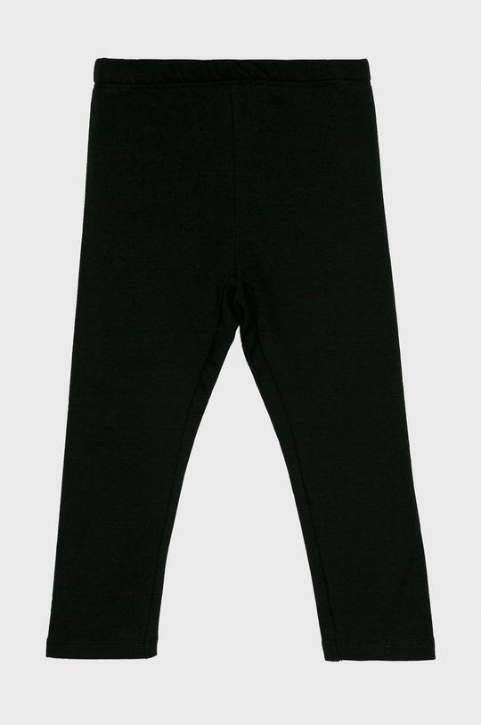 černá Name it - Dětské legíny 92-164 cm Dívčí