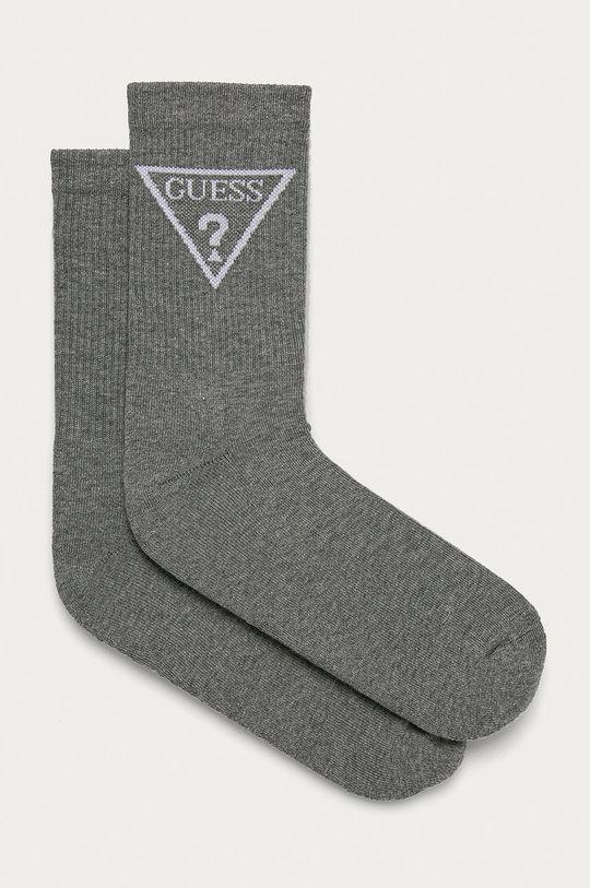 světle šedá Guess Jeans - Ponožky Pánský