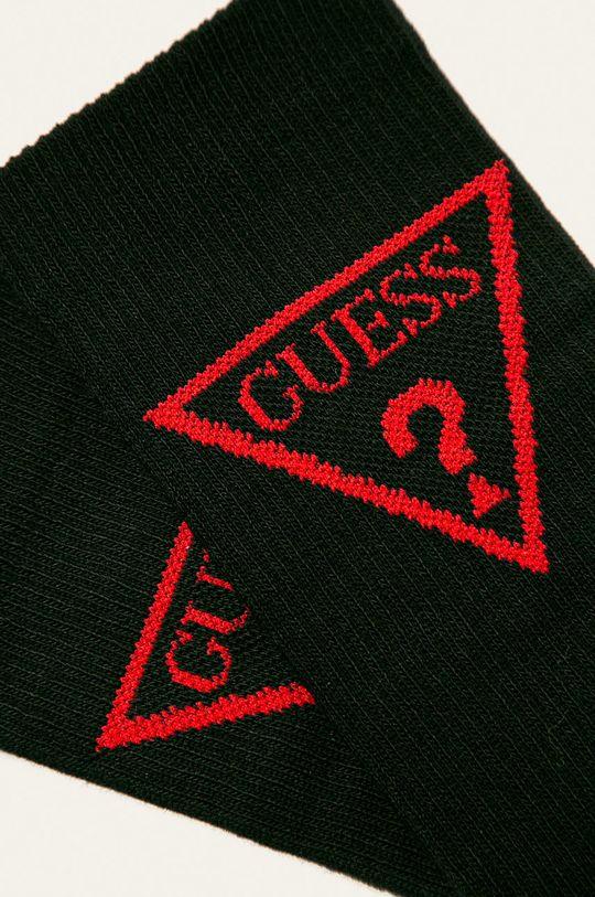 Guess Jeans - Ponožky černá