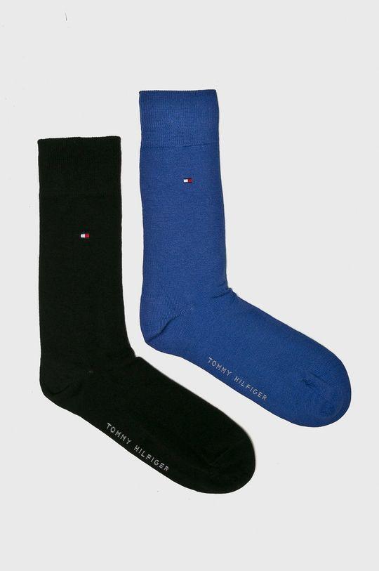 jasny niebieski Tommy Hilfiger - Skarpety (2-pack) Męski