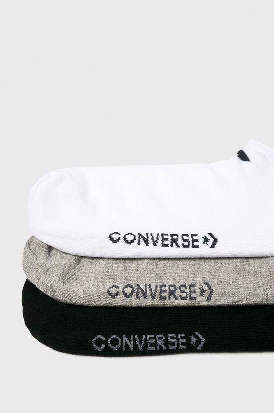 Converse - Skarpety (3-Pack) szary