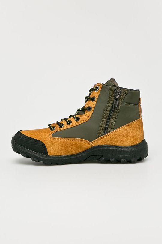 Pepe Jeans - Dětské boty  Svršek: Umělá hmota, Textilní materiál Vnitřek: Textilní materiál Podrážka: Umělá hmota