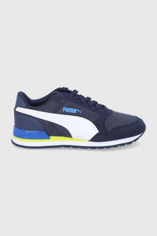 bleumarin Puma - Pantofi copii Runner V2 De băieți