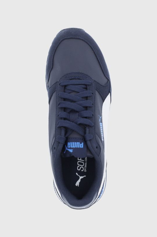 bleumarin Puma - Pantofi copii Runner V2