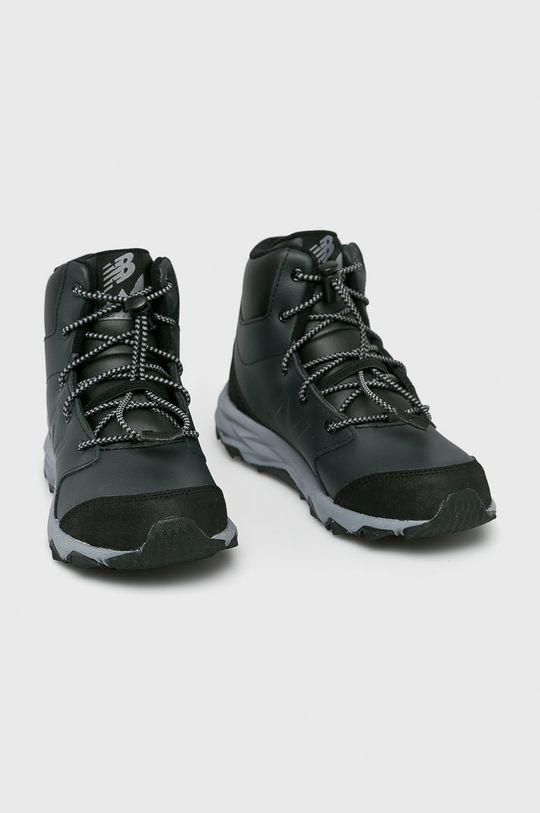 New Balance - Topánky čierna
