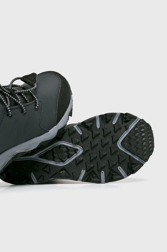 čierna New Balance - Topánky