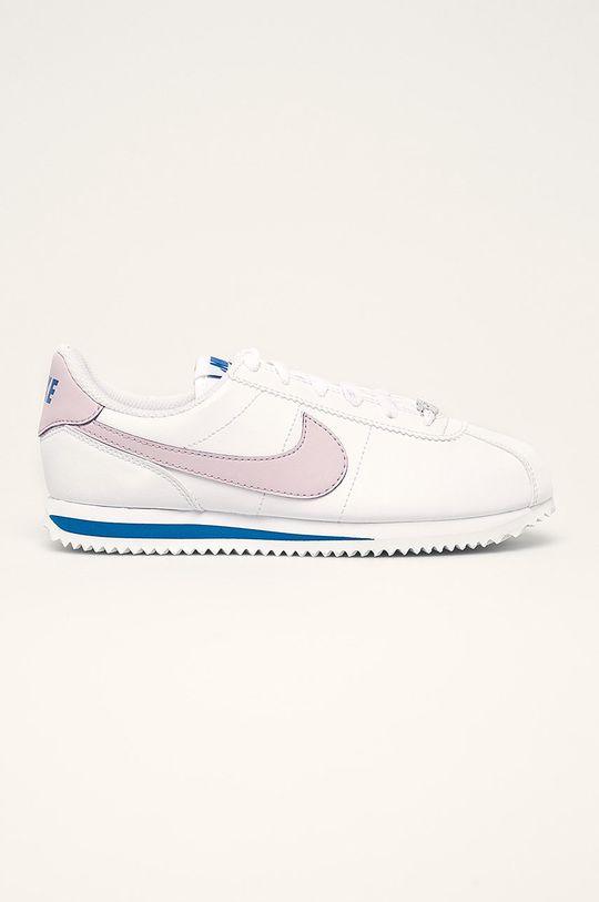 alb Nike Kids - Pantofi copii Cortez Basic Sl De băieți