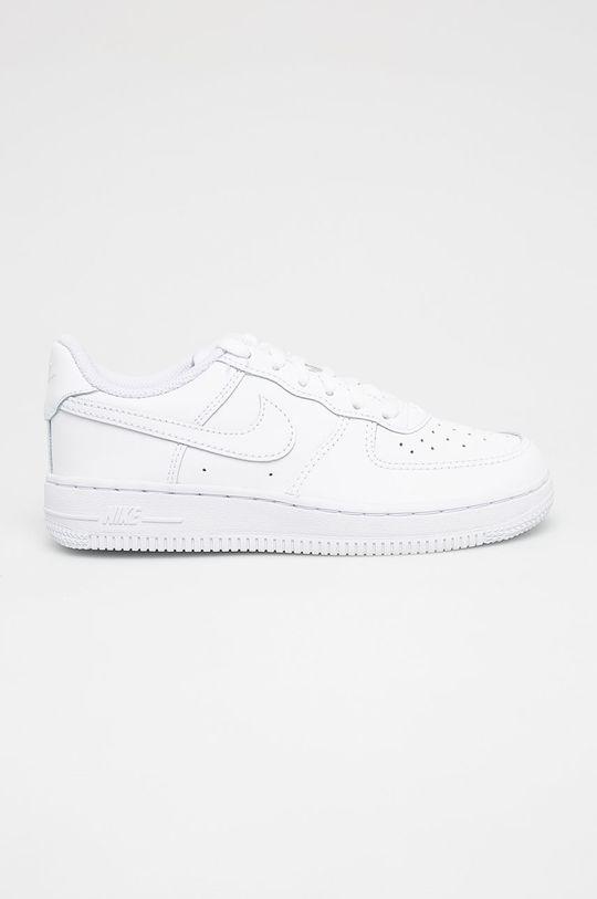 bílá Nike Kids - Dětské boty Chlapecký