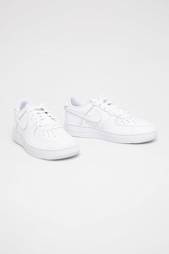 Nike Kids - Dětské boty bílá