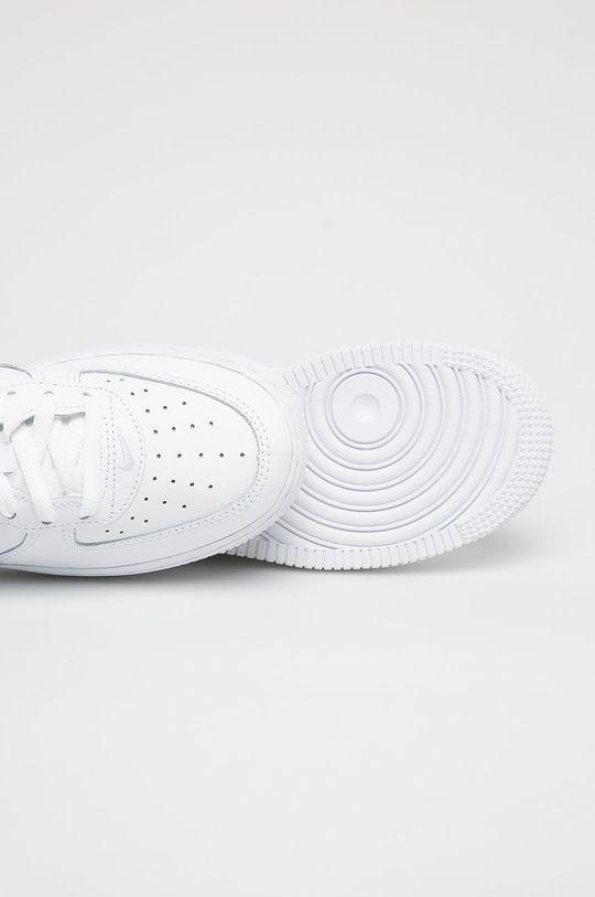 bílá Nike Kids - Dětské boty
