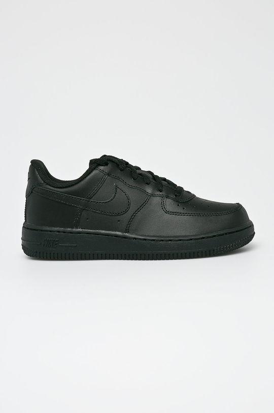 černá Nike Kids - Dětské boty Chlapecký