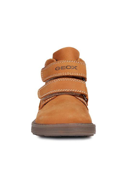 Geox - Dětské boty Svršek: Umělá hmota, Přírodní kůže Vnitřek: Textilní materiál, Přírodní kůže Podrážka: Umělá hmota