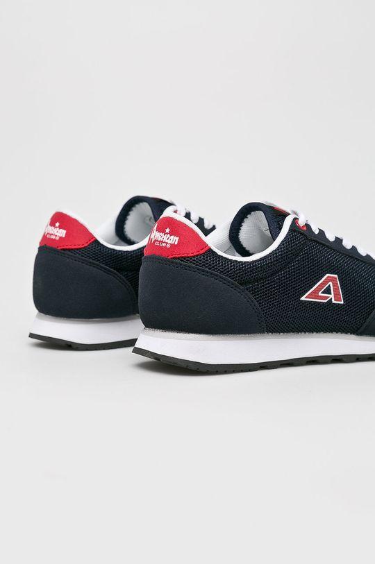 tmavomodrá American Club - Topánky