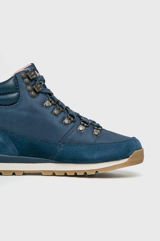 modrá The North Face - Topánky