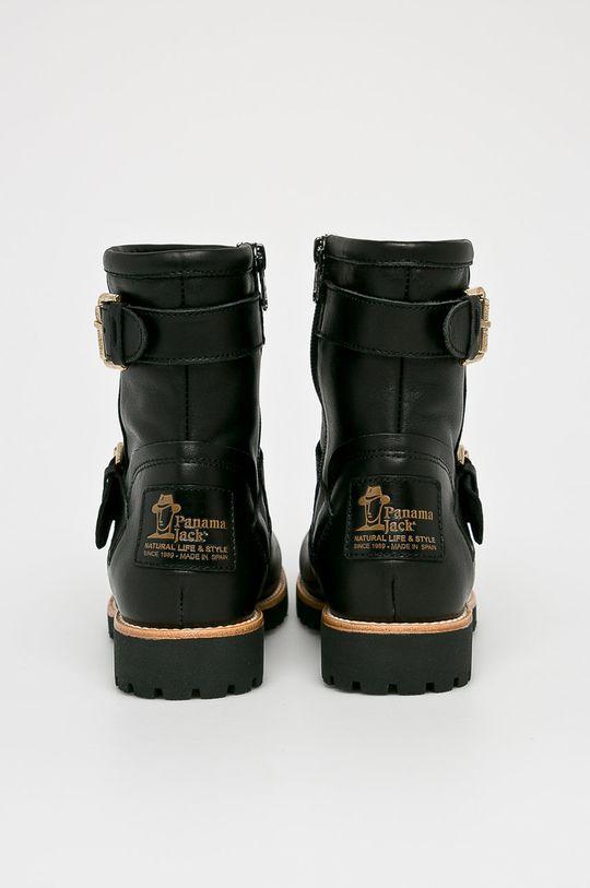 Panama Jack - Nízké kozačky černá