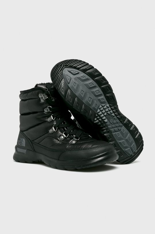The North Face - Cizme de iarna Thermoball Lace II negru