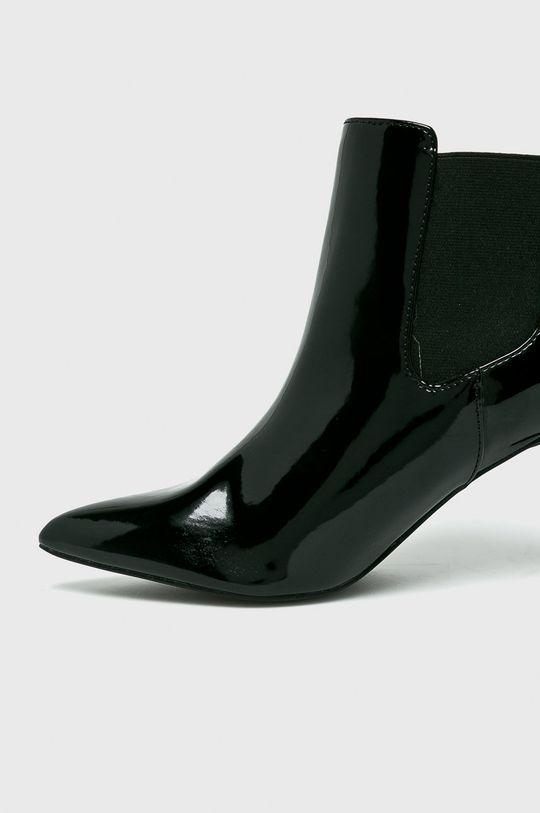 Pepe Jeans - Nízké kozačky černá