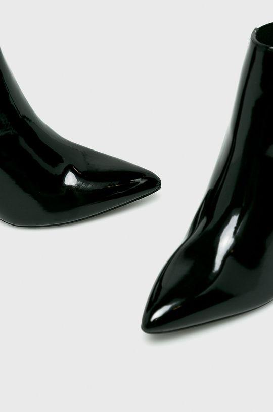 černá Pepe Jeans - Nízké kozačky