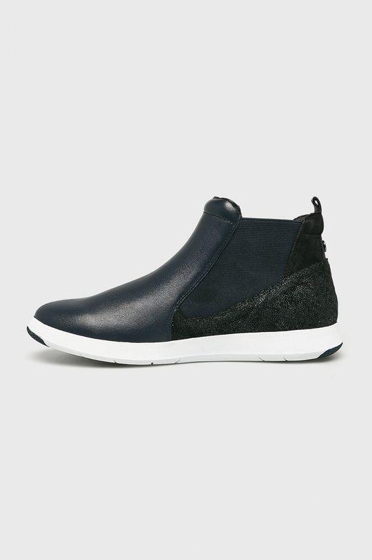 Caprice - Pantofi Gamba: Material textil, Piele naturala Interiorul: Material textil Materialul de baza: Material sintetic