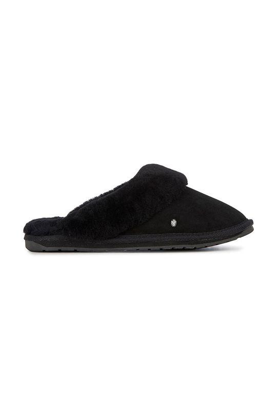 negru Emu Australia - Papuci de casa Jolie De femei
