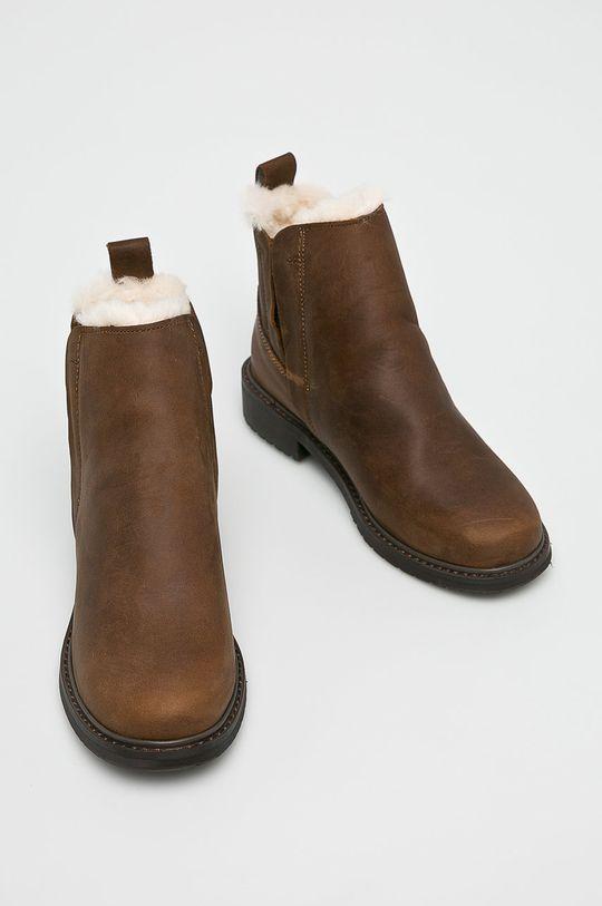 Emu Australia - Botki Pioneer brązowy
