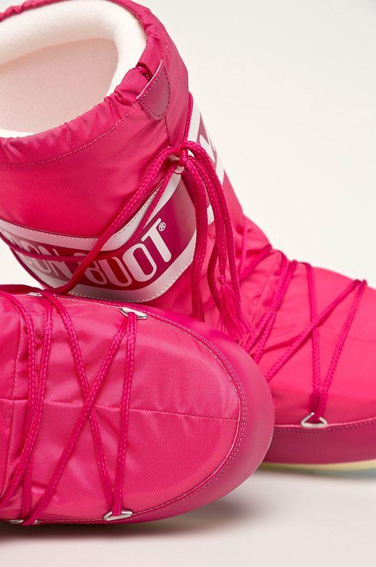 roz ascutit Moon Boot - Cizme de iarna