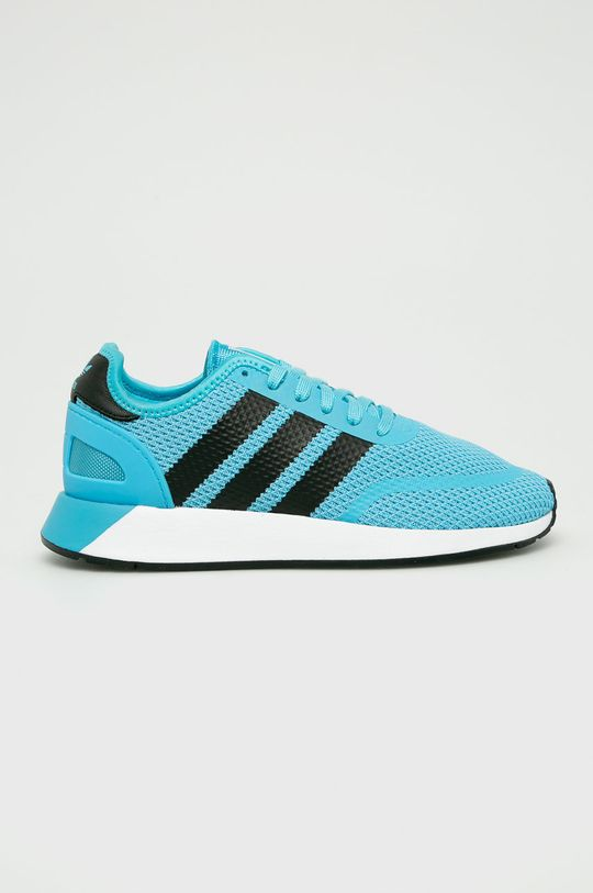 modrá adidas Originals - Topánky Dámsky