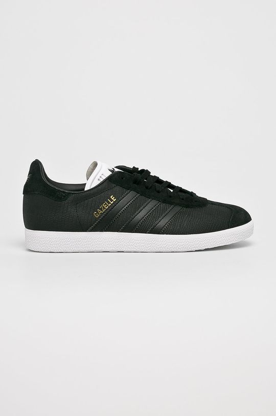 čierna adidas Originals - Topánky Gazelle Dámsky