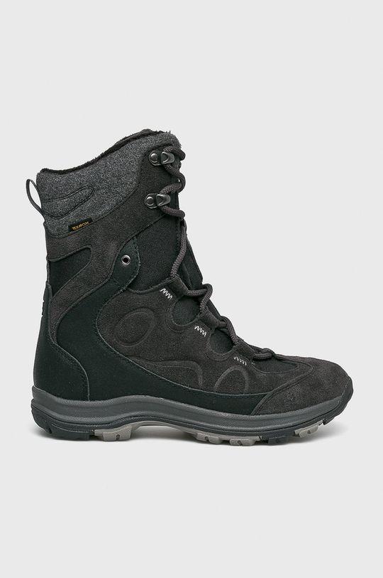 negru Jack Wolfskin - Pantofi Thunder Bay Texapore High W De femei