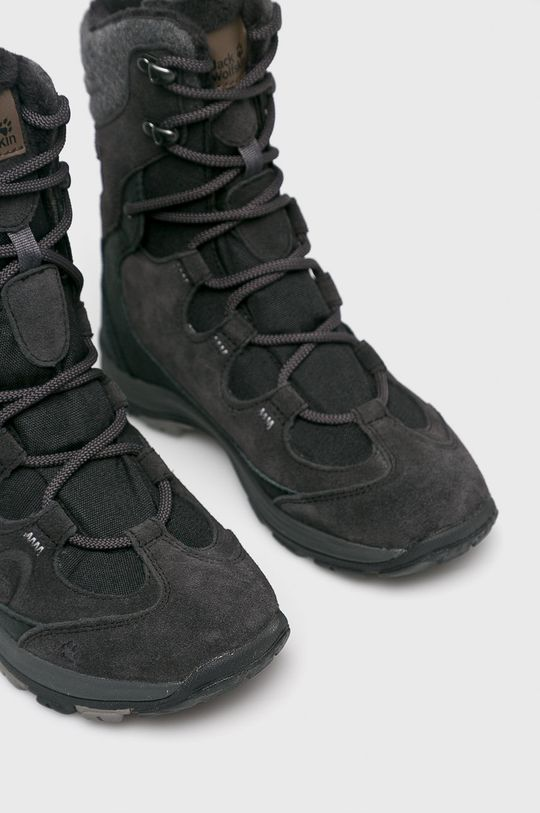 Jack Wolfskin - Pantofi Thunder Bay Texapore High W negru