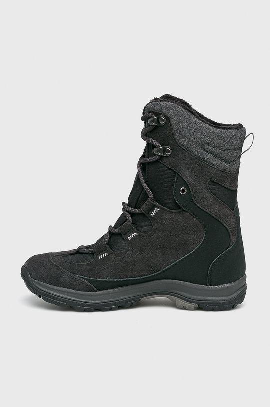Jack Wolfskin - Pantofi Thunder Bay Texapore High W Gamba: Material textil, Piele naturala Interiorul: Material textil Talpa: Material sintetic