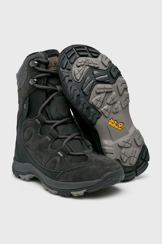 negru Jack Wolfskin - Pantofi Thunder Bay Texapore High W
