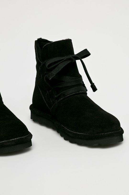 Bearpaw - Cizme de iarna Zora negru