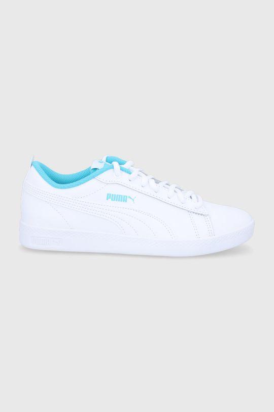 fehér Puma - Cipő Smash Wns v2 L Női