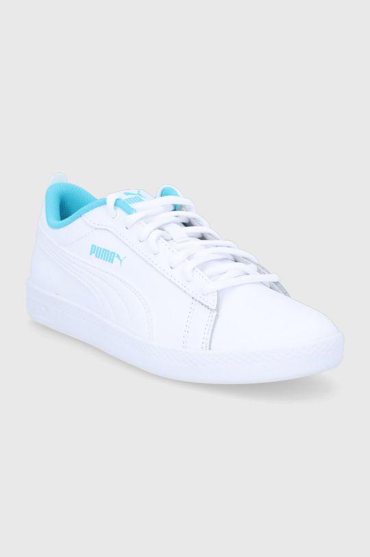 Puma - Cipő Smash Wns v2 L fehér