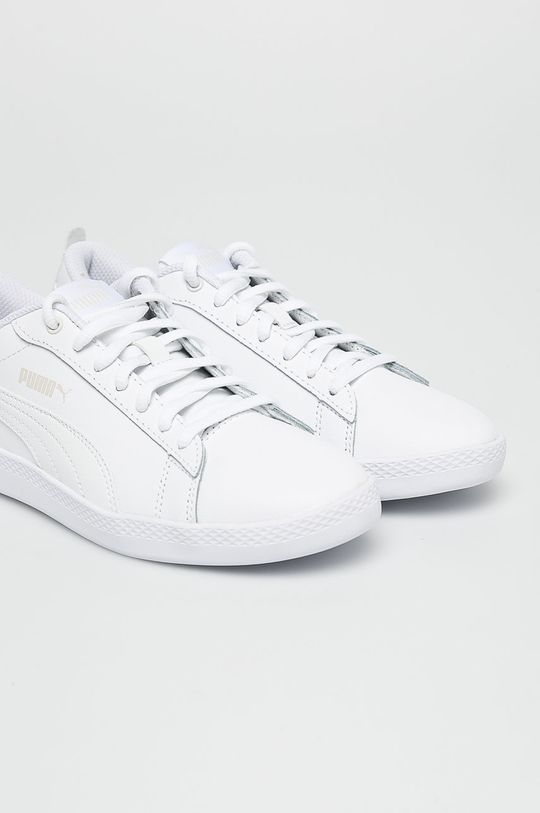 Puma - Buty Smash Wns v2 L biały
